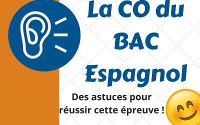 Réussir la Compréhension Orale du BAC – espagnol