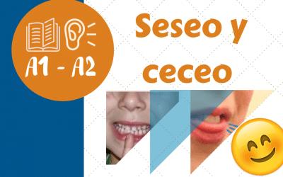 Sobre el SESEO y el CECEO en la lengua española.
