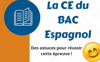 Compréhension Écrite – BAC Espagnol | ASTUCES et Méthodologie