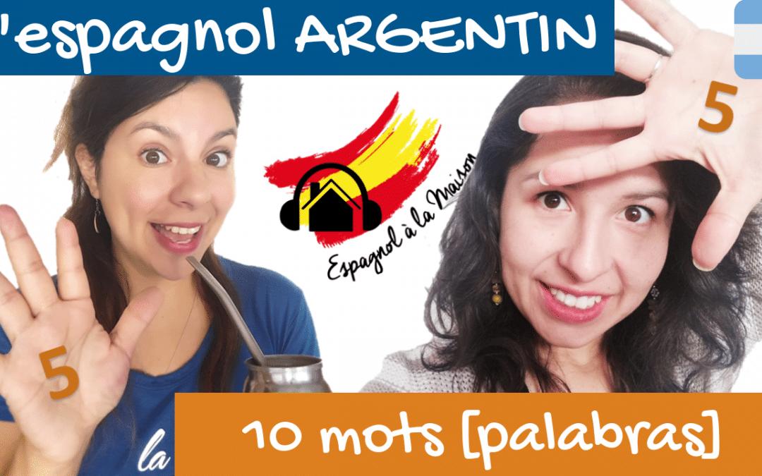 10 mots argentins