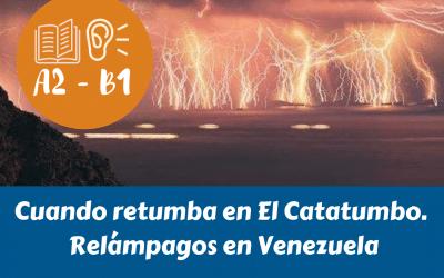 Cuando retumba en El Catatumbo | Venezuela
