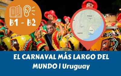 El carnaval más grande del mundo | Uruguay