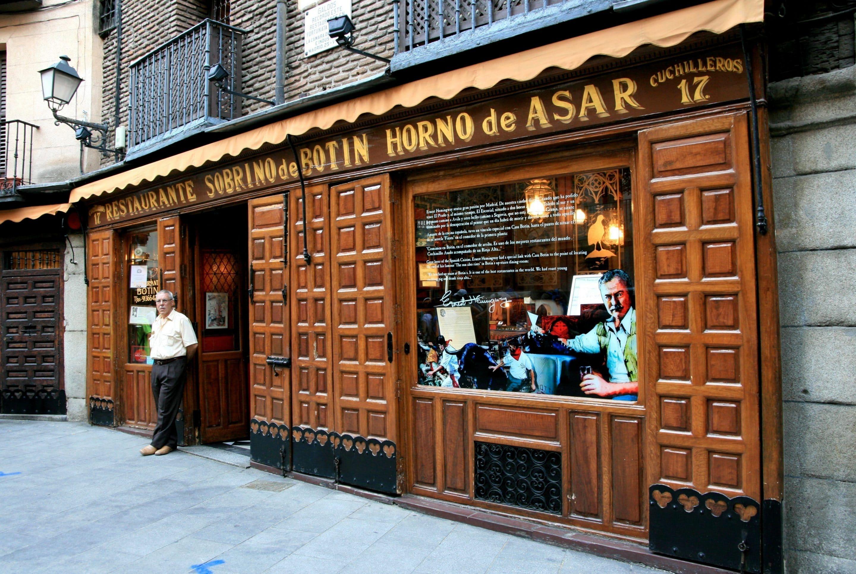 El restaurante más antiguo