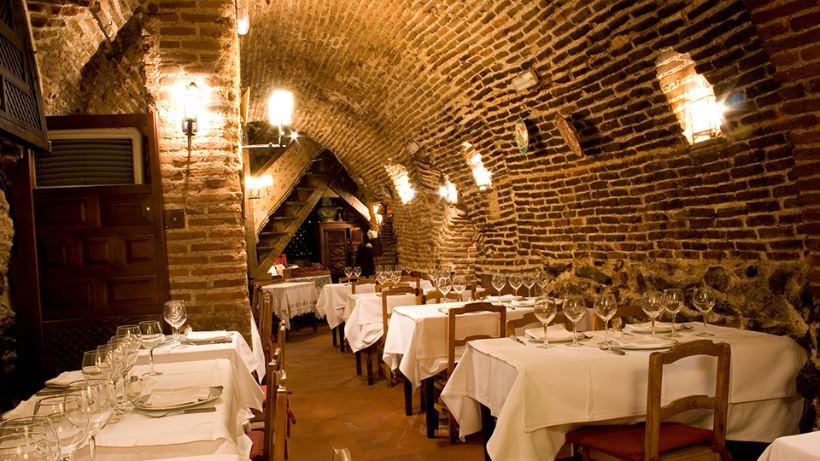 El Botín. Restaurante más antiguo del mundo