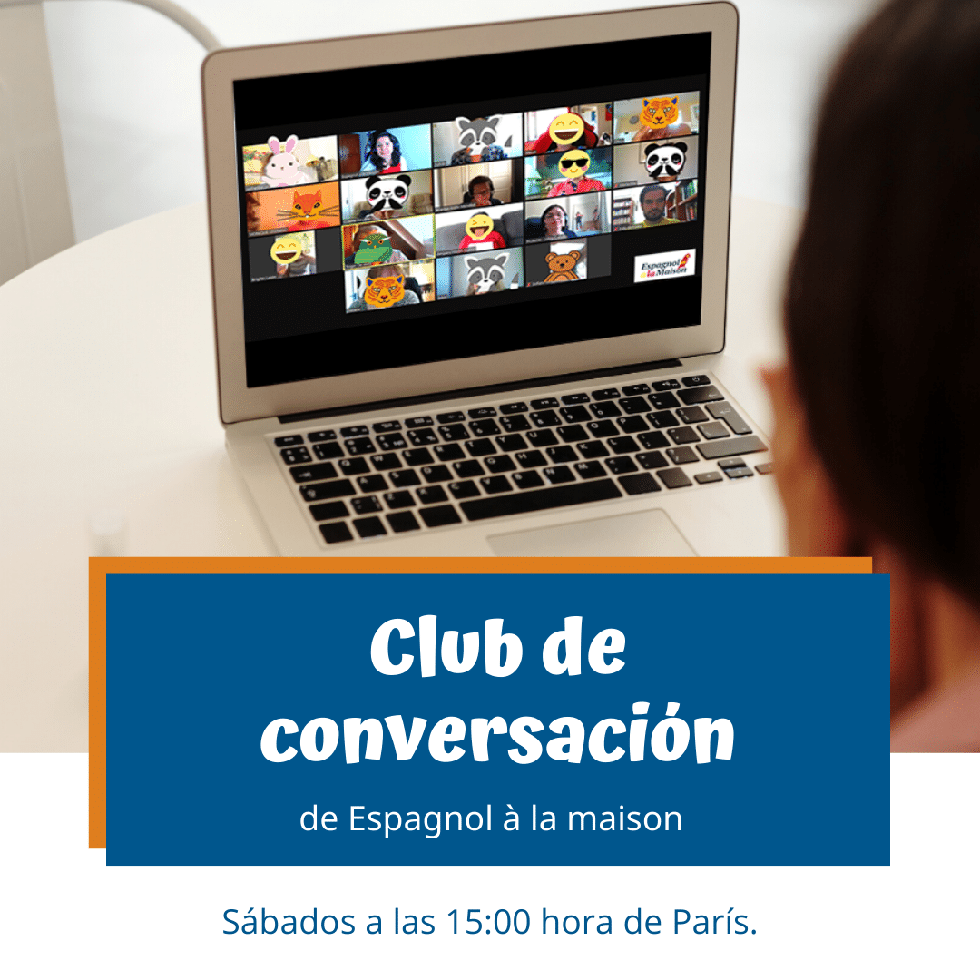 Club de conversación EALM inscripción