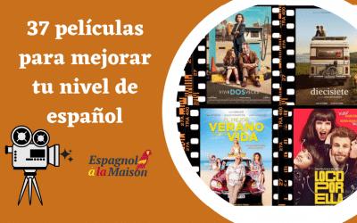 37 films pour apprendre et perfectionner son espagnol