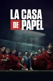 Série espagnole La casa de papel